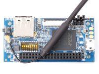 Orange Pi i96 - одноплатный ПК для интернета вещей - вид сверху