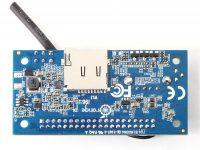 Orange Pi i96 - одноплатный ПК для интернета вещей - вид снизу