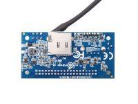 Orange Pi i96 - одноплатный ПК для интернета вещей - вид снизу (microSD)
