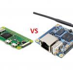 Сравнение характеристик Raspberry Pi Zero W и Orange Pi Zero