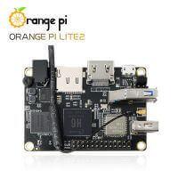 Orange Pi Lite 2 - одноплатный мини ПК на базе Allwinner H6 с поддержкой 4K видео - вид сверху