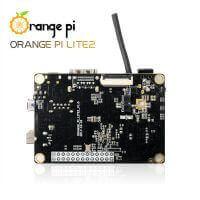 Orange Pi Lite 2 - одноплатный мини ПК на базе Allwinner H6 с поддержкой 4K видео - вид снизу