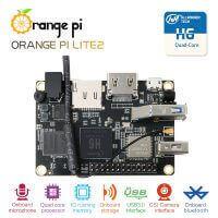 Orange Pi Lite 2 - одноплатный мини ПК на базе Allwinner H6 с поддержкой 4K видео