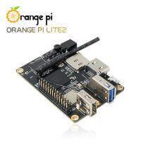 Orange Pi Lite 2 - одноплатный мини ПК на базе Allwinner H6 с поддержкой 4K видео - USB 3.0