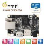 Orange Pi One Plus — одноплатный мини ПК на базе Allwinner H6 с поддержкой 4K видео