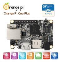 Orange Pi One Plus - одноплатный мини ПК на базе Allwinner H6 с поддержкой 4K видео