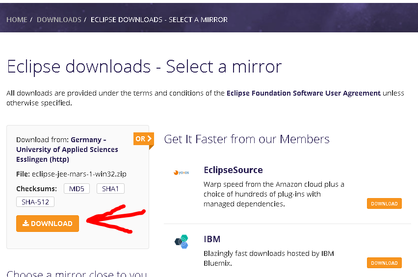 Как установить Eclipse IDE - Как установить Java (JDK)