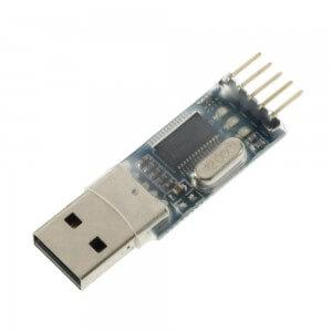 PL2303HX USB-USART