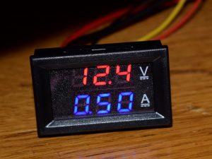 Схема подключения Вольтметр-Амперметра DSN-VC288 (7)