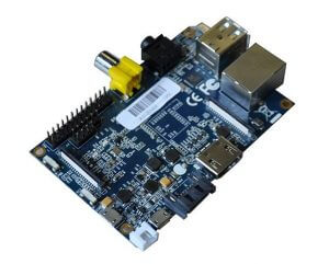 Banana PI M1-BPI-M1 - двухъядерный мини ПК (1)