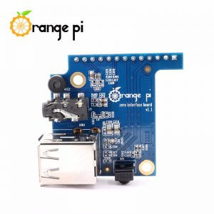 Orange Pi Zero - Плата расширения (Expansion board 13-pins) (1)