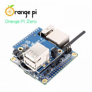 Orange Pi Zero - Плата расширения (Expansion board 13-pins) (2)