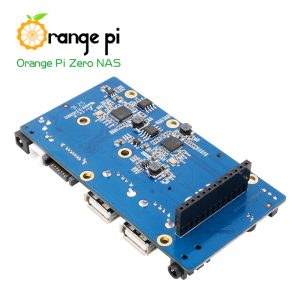 Orange Pi Zero NAS Expansion board (2)