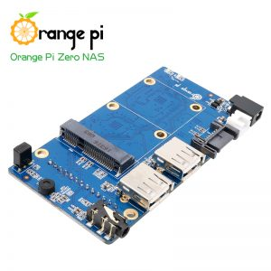 Orange Pi Zero NAS Expansion board (3)