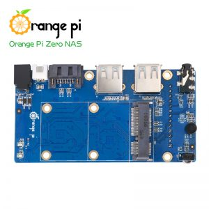 Orange Pi Zero NAS Expansion board (5)