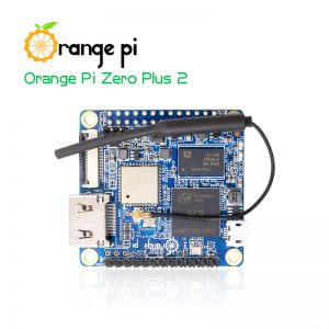Orange Pi Zero Plus 2 H3