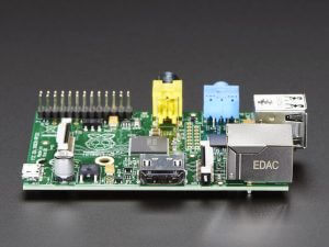 Raspberry Pi 1 Model B - HDMI