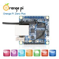 Orange Pi Zero Plus - самый маленький Orange Pi на базе Allwinner H5 и с Gigabit Ethernet