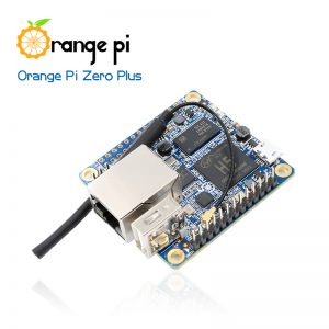 Orange Pi Zero Plus - самый маленький Orange Pi на базе Allwinner H5