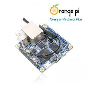 Orange Pi Zero Plus - самый маленький Orange Pi на базе Allwinner H5 - SoC