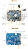 Orange Pi RK3399 - одноплатный мини ПК на базе RK3399 - компоненты