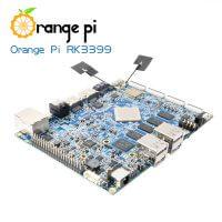 Orange Pi RK3399 - одноплатный мини ПК на базе RK3399 - 4xUSB2.0