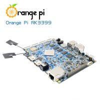 Orange Pi RK3399 - одноплатный мини ПК на базе RK3399 - GPIO и LAN