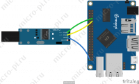 Raspberry Pi и Pi4J. Урок 4. UART - Работа с последовательным портом (Orange Pi One + PL2303HX)