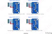 ADS1115 - Система установки адреса I2C