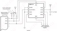 ADS1115 - Типичные соединения