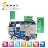 Orange Pi 4G-IoT – одноплатный ПК с 4G, 1 ГБ ОЗУ и 8 ГБ eMMC
