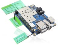 Orange Pi 4G-IoT – одноплатный ПК с 4G, 1 ГБ ОЗУ и 8 ГБ eMMC - GPIO