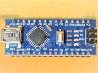 Arduino Nano CH340G V3.0 - вид сверху