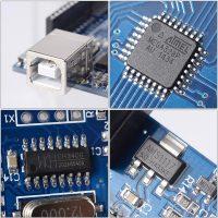 Arduino Uno CH340G Rev3 - MEGA328P, CH340G, USB-B, AMS1117