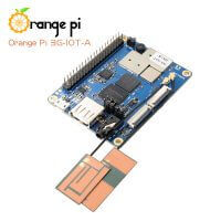 Orange Pi 3G-IOT-A c 256 МБ, ARM Cortex A7, eMMC, 3G, SIM Card, Bluetooth - антенны