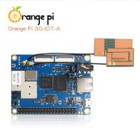Orange Pi 3G-IOT-A c 256 МБ, ARM Cortex A7, eMMC, 3G, SIM Card, Bluetooth - вид сверху