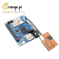 Orange Pi 3G-IOT-A c 256 МБ, ARM Cortex A7, eMMC, 3G, SIM Card, Bluetooth - GPIO