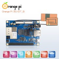 Orange Pi 3G-IOT-B c 512 МБ, ARM Cortex A7, eMMC, 3G, SIM Card, Bluetooth