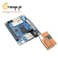 Orange Pi 3G-IOT-B c 512 МБ, ARM Cortex A7, eMMC, 3G, SIM Card, Bluetooth - GPIO