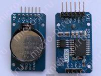 RTC DS3231 - высокоточные часы реального времени