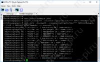 Подключение АЦП ADS1115 к Orange Pi PC - Результат