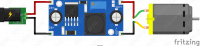 Схема подключения XL6009 DC-DC преобразователя