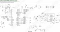 Принципиальная схема - Arduino Mega 2560 Rev 2 (Atmega8U2-MU)