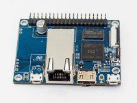 Banana Pi P2 ZERO (BPI-P2 ZERO) - мини компьютер с PoE и eMMC (Порты)