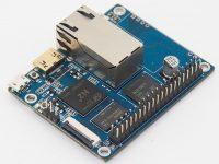 Banana Pi P2 ZERO (BPI-P2 ZERO) - мини компьютер с PoE и eMMC (GPIO)
