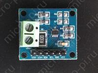 INA219 - Датчик тока и напряжения (вольтамперметр) с протоколом связи I2C