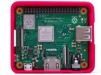 Raspberry Pi 3 Model A+ - В корпусе