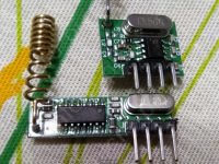 WL101-341 и WL102-341 - Обзор супергетеродинного приемника и передатчика