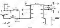 WL102-341 - Принципиальная схема передатчика (WL118)