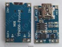 Модуль зарядки TP4056 - Распиновка
